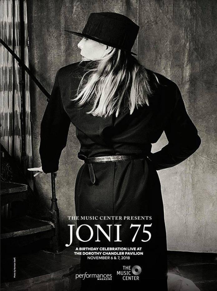 Joni Mitchell 75